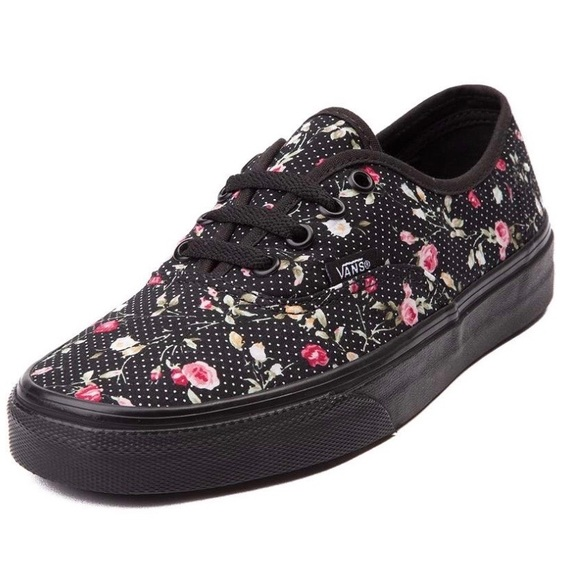 d979f885132f32 Vans Floral Dots Girls Authentic Shoes  sz 11.5. M 5b13a511194dad3d4bb96d8b